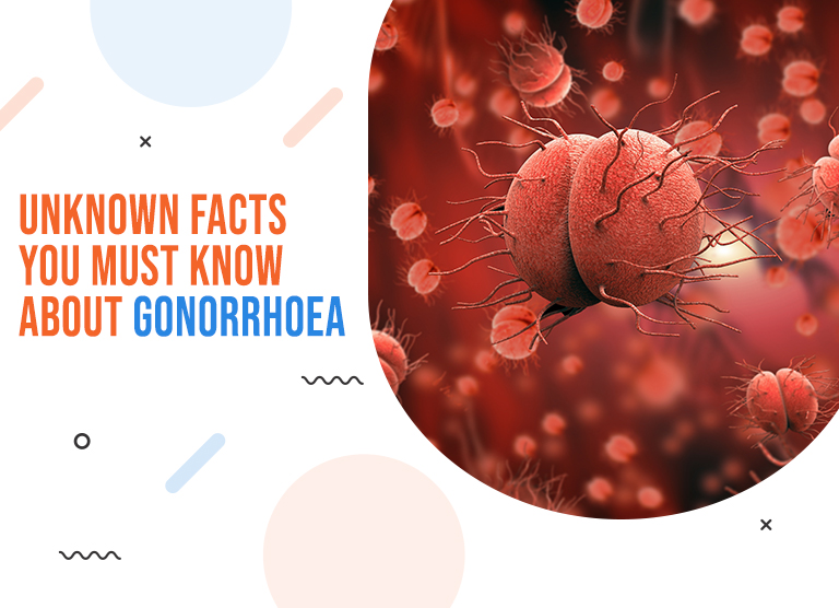 Unknown Facts You Must Know About Gonorrhoea