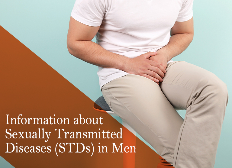Information About Sexually Transmitted Diseases (Stds) In Men